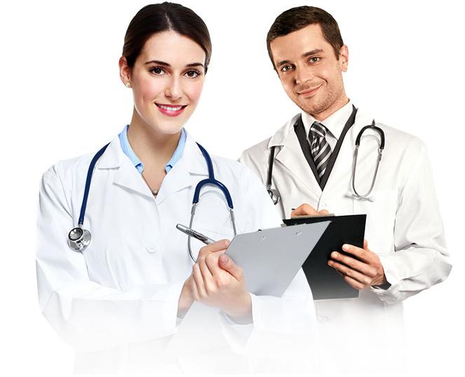 Unser professionelles Ärzteteam